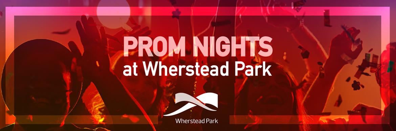 Wherstead Park Prom Banner